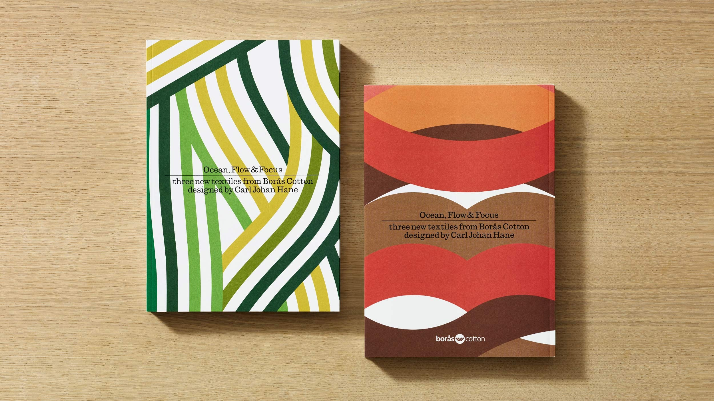 Borås Cotton – publication design