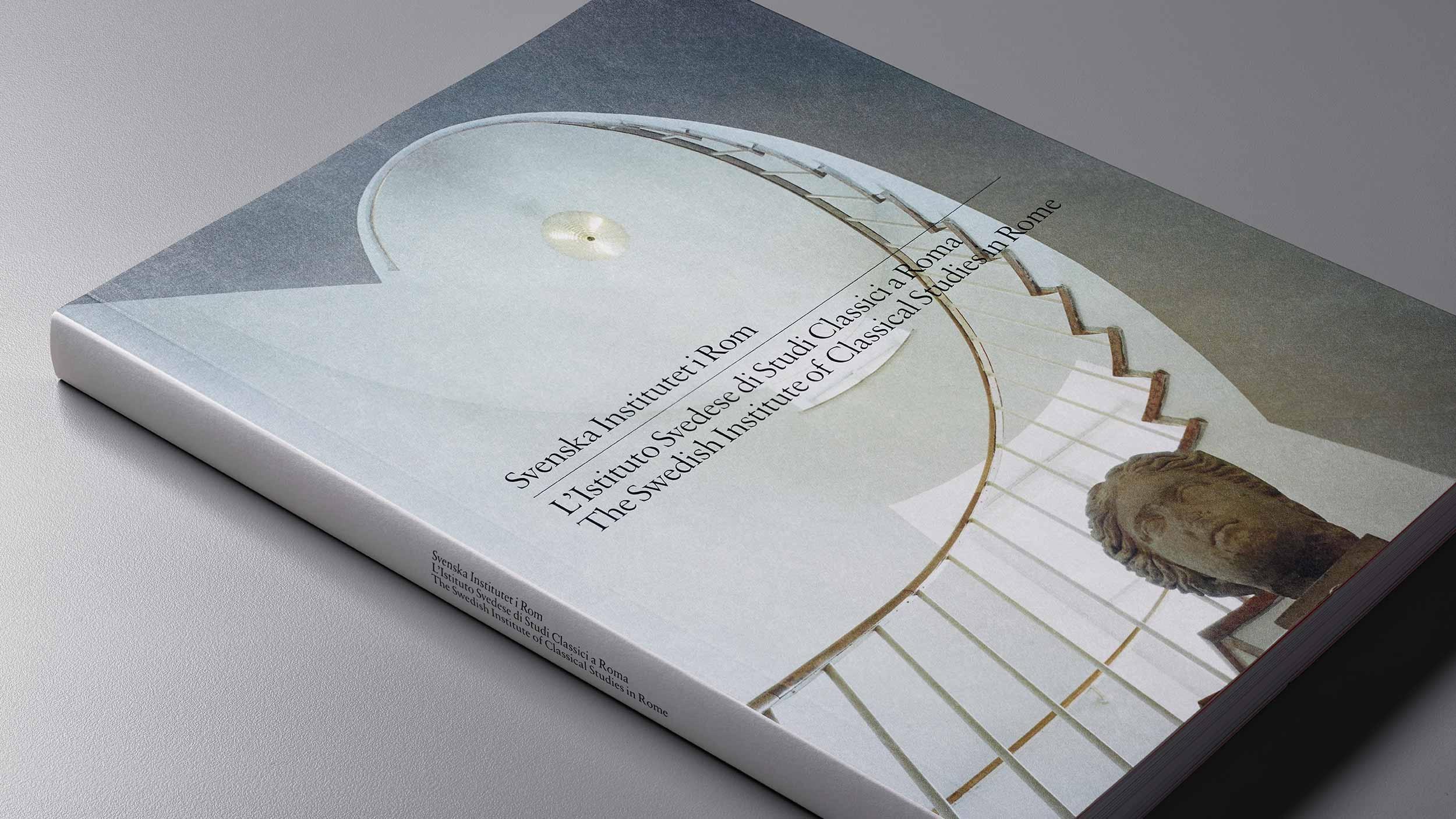 Swedish Institute – book design