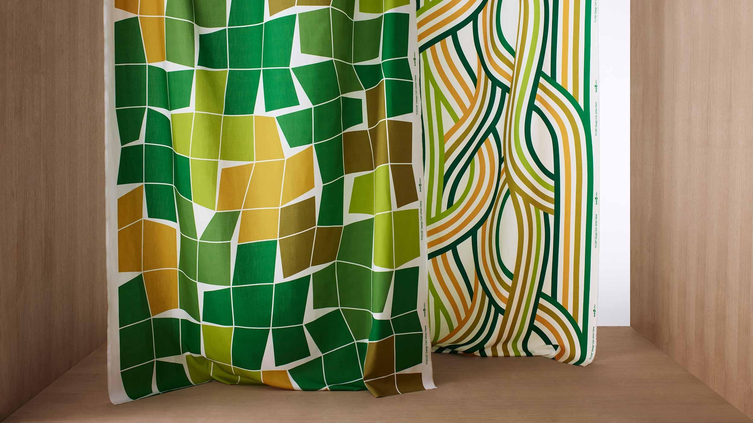 Borås Cotton – textile design