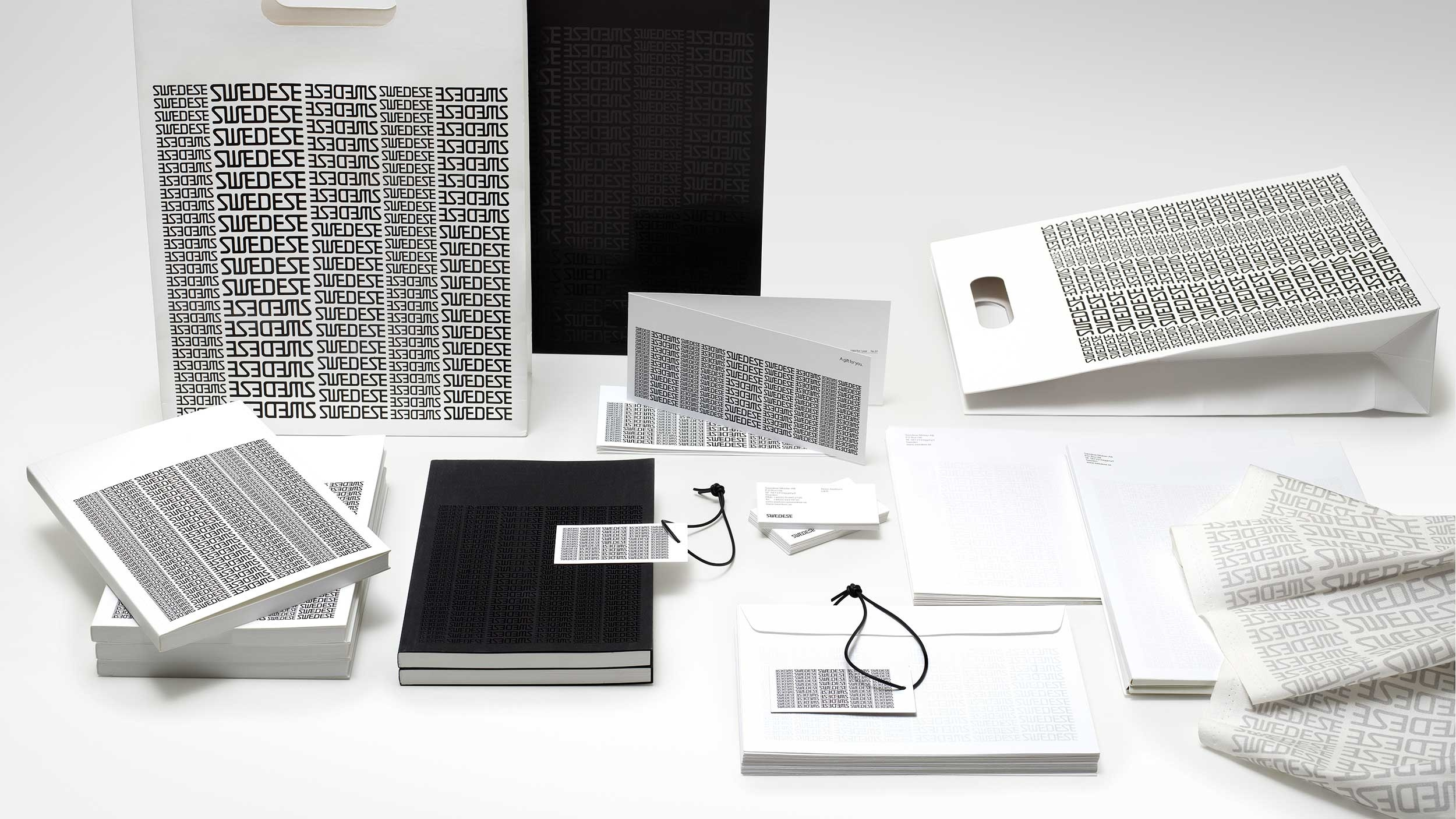Swedese – graphic identity