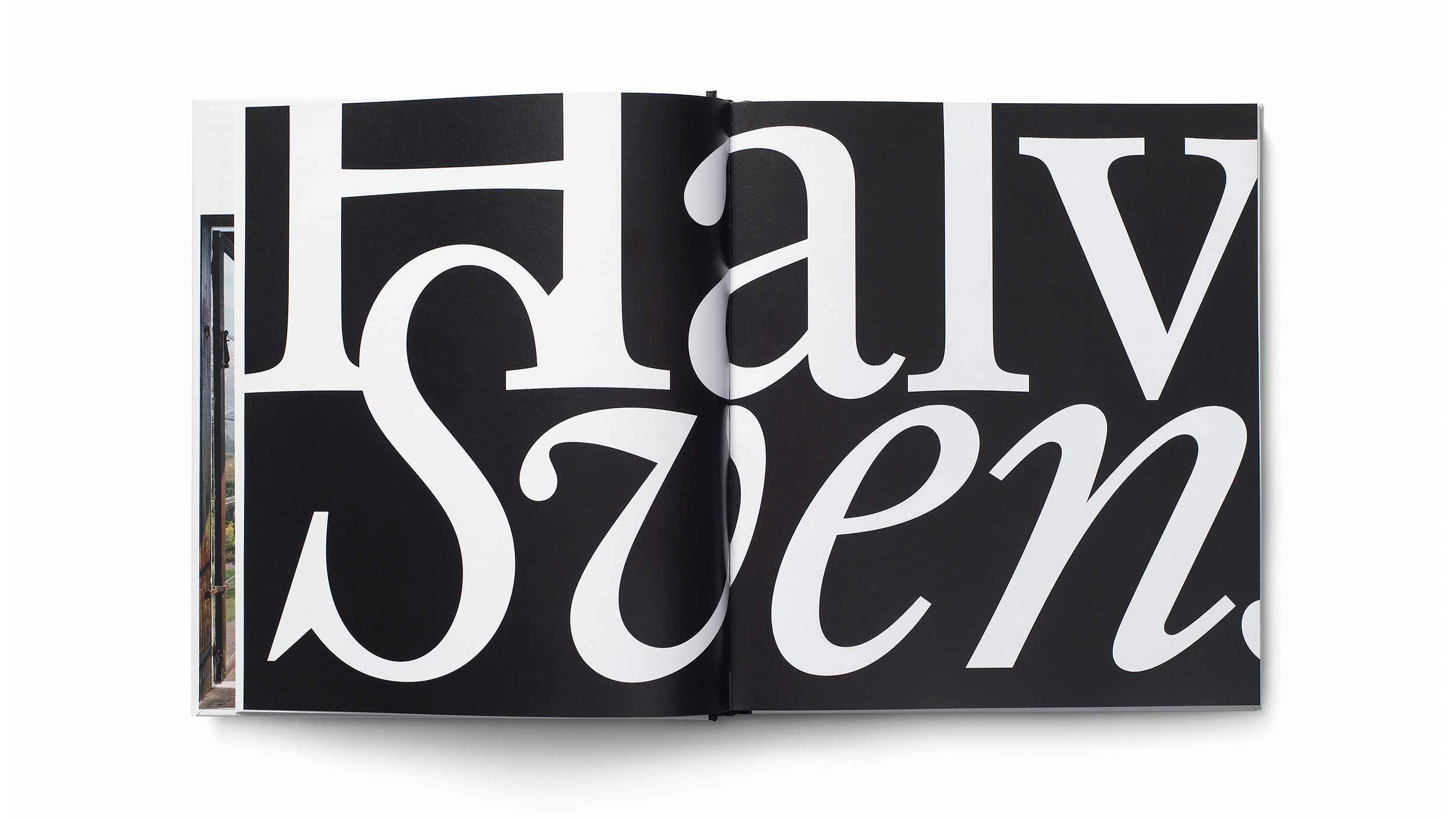 Statens Fastighetsverk – book design