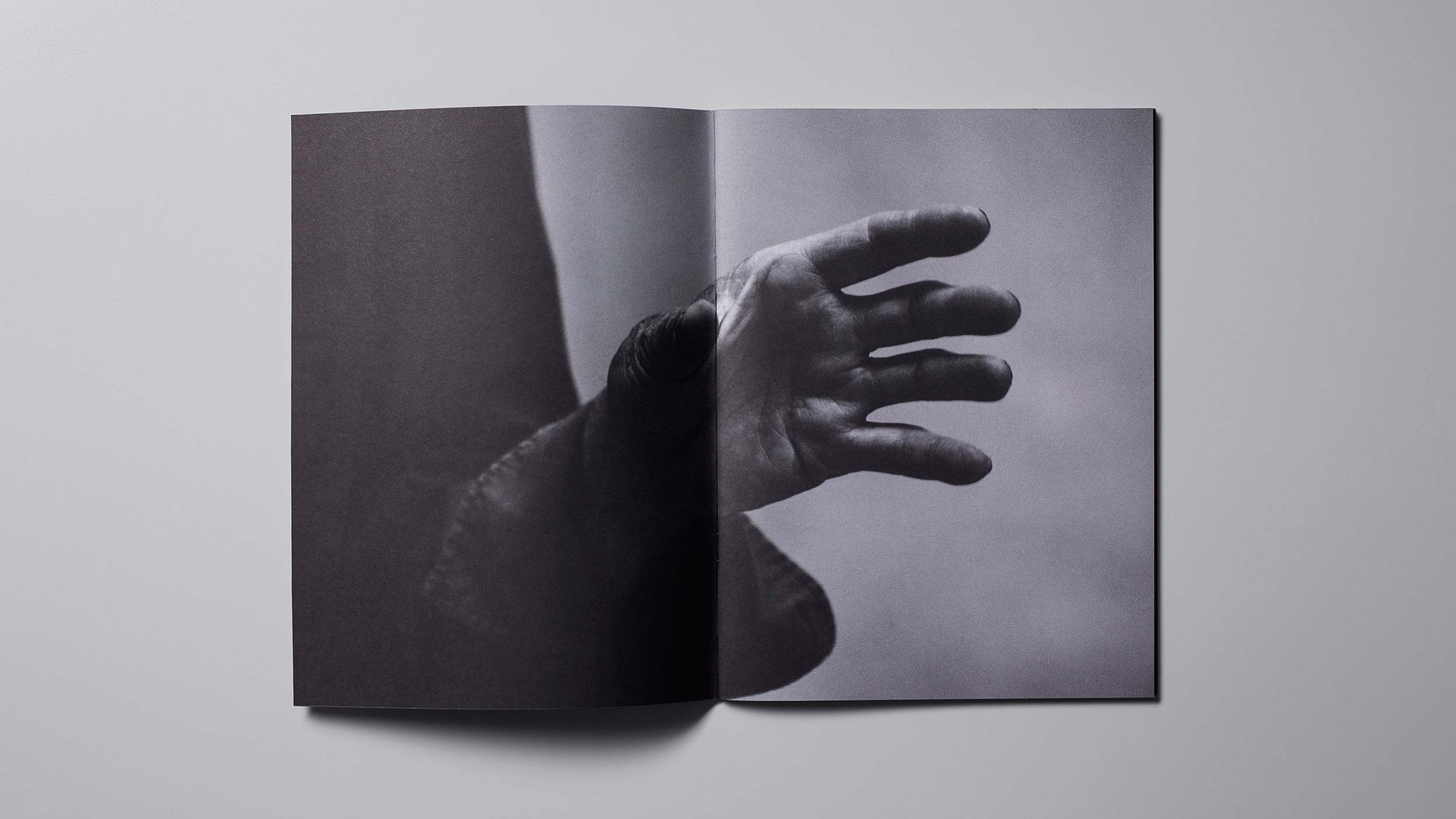 Harald Lyth – publication design