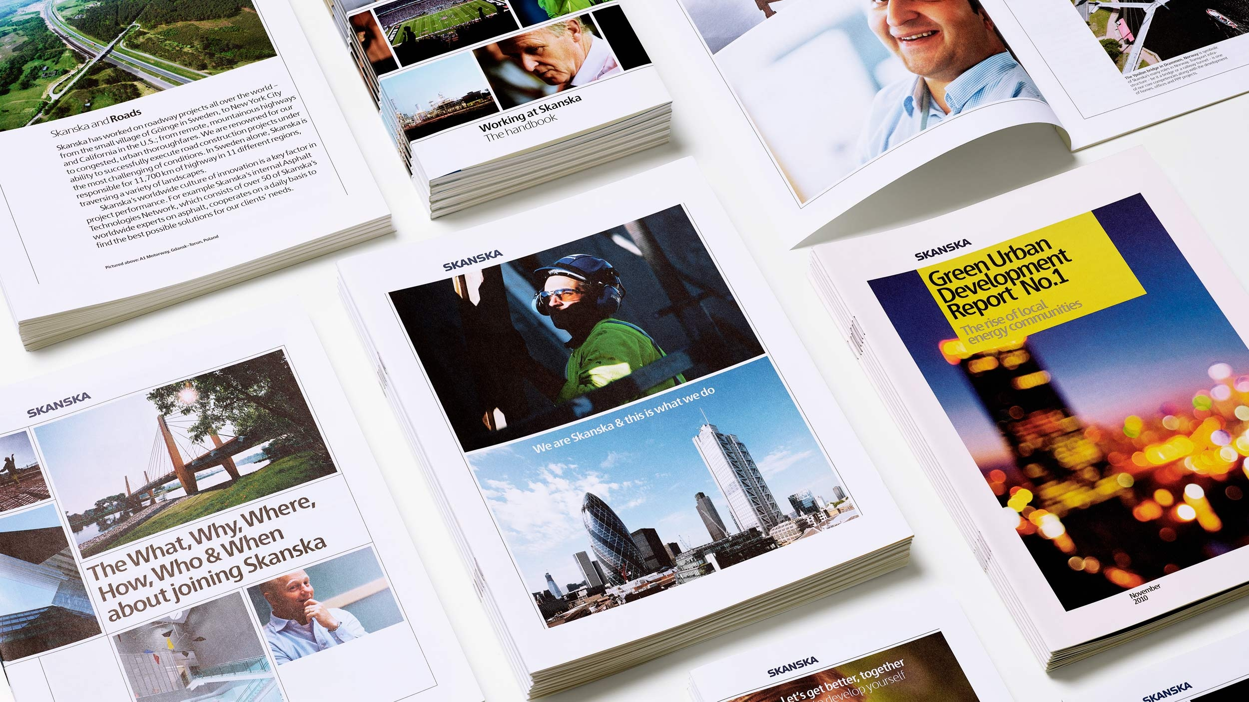 Skanska – creative direction