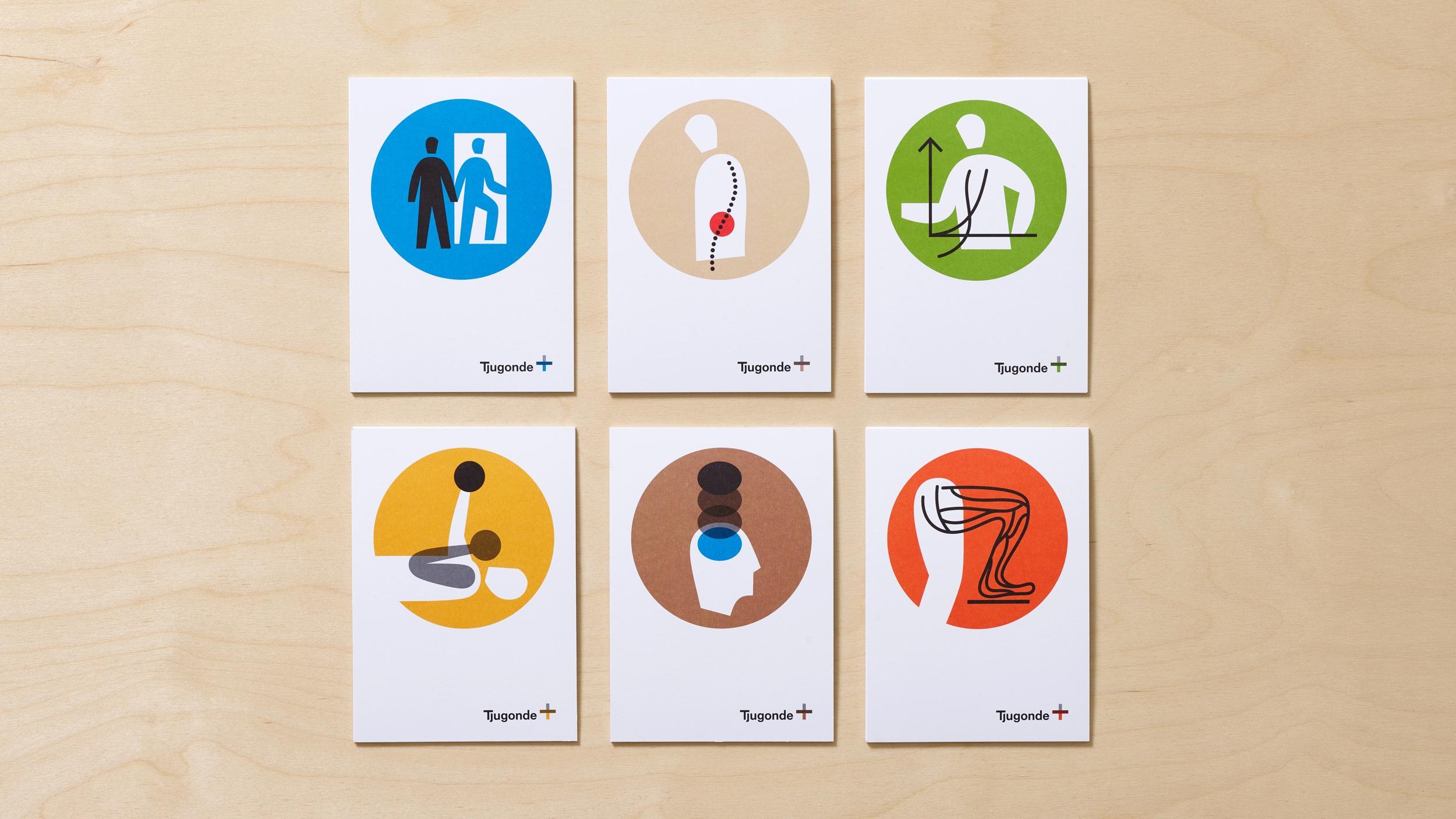 Tjugonde – graphic identity